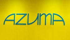 logotipo azuma