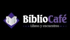 logotipo bibliocafé