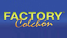 logotipo factory colchon
