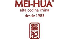 logotipo mei hua alta cocina china